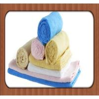 Buy cheap Best Hotel supplier Wholesale 100% Cotton  hand/face towels satin bath towels from wholesalers