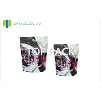 Buy cheap Custom Logo Stand Up Pouch Bags / Moisture Proof Stand Up Pouch Packaging from wholesalers