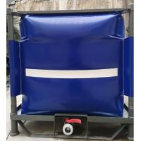 Buy cheap Multi Trip PVC Liquid Jumbo Bag For Water Oil Juice Storage And Transportation product