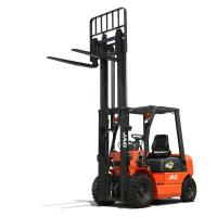 Buy cheap 2.5T JAC Automatic Diesel Forklift Truck/ JAC diesel forklift truck CPCD25H/ JAC forklift truck with japaniese engine from wholesalers