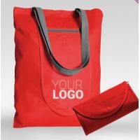 Buy cheap Promotional custom print heat transfer sublimation non woven bag, Custom print shopping eco non woven bag with logo, PAC from wholesalers