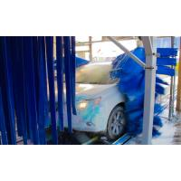 Buy cheap Express Tunnel Car Wash Plant , Vehicle Washing Equipment Environmental Protection from wholesalers