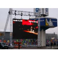 Buy cheap IP65 Large Full Color Rental Led Display Outdoor Tv Screen 8kg / Pcs Per Cabinet from wholesalers