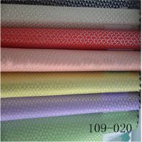 Buy cheap printed Fish pattern pu leather for shoes from wholesalers