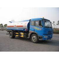 Buy cheap Custom Fuel Oil Delivery Truck DONGFENG 4x2 For Transport Gasoline from wholesalers