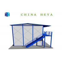 Buy cheap Strength / Durability Prefab Factory Office , Prefabricated Office Building K House from wholesalers