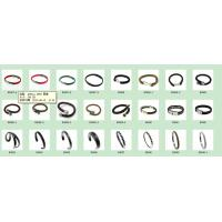 Buy cheap High Polish Facet Surface Stainless Steel Bangle Bracelet from wholesalers