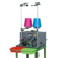 Buy cheap Cotton Thread Automatic Bobbin Winding Machine 0.2kw With Electronic Counter from wholesalers