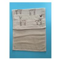 Buy cheap cotton double-deck yarn dyed jacquard face/hand towel from wholesalers