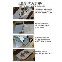 Buy cheap Light Color Laser Transfer Paper (Hot peel) from wholesalers