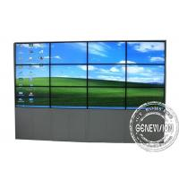 Buy cheap 40'' inch Super wide wall mounted Video wall lcd displays thin lcd for advertising from wholesalers