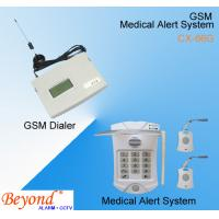 Buy cheap Senior GSM Medical alert Alarm system : Help Alarm Auto Dialer, Auto Dial and Play Voice from wholesalers
