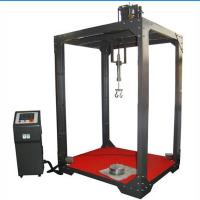 Buy cheap Automatic Shock And Vibration Testing Machine , Vibration test equipment product