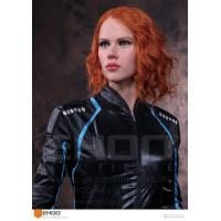 Buy cheap Scarlett Johansson Famous celebrity  Wax Sculpture Artists Skin Color On Display from wholesalers