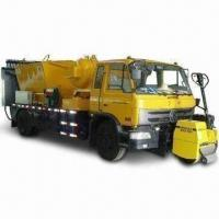 Buy cheap Asphalt Pavement Repair Truck with 80km/h Maximum Running Speed and 5.1T Loading Capacity from wholesalers