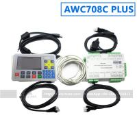 Buy cheap AWC708C PLUS CO2 laser DSP controller system support 6 axis and Num Lock for laser cutting machine from wholesalers