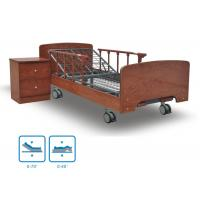 Buy cheap Two Crank Manual Nursing Care Bed  YA-JH82-2N from wholesalers