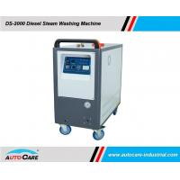 Buy cheap Diesel steam car washing machine with 100% cleaning effect/ Mobile steam washer Hot sales with Good price from wholesalers