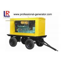 Buy cheap Portable 360kw 450kVA Mobile Diesel Generator with UK Perkins Engine / Four Stroke product