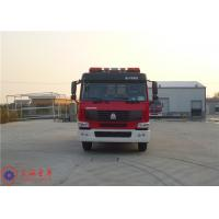 Buy cheap Wheelbase 4600mm Fire Equipment Truck , Advanced Level Brand New Fire Truck from wholesalers