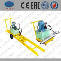 Buy cheap steel wire tension machine,prestressed wire machine from wholesalers