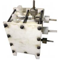 Buy cheap Titanium chrome plating anode for Organic Synthesis Electrolyzer from wholesalers
