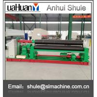 Buy cheap Three Roller rolling machine introduce common glitches problem from wholesalers