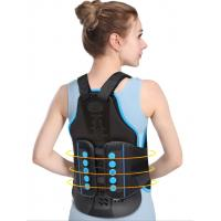Buy cheap TLSO Thoracic Full Back Spine Brace For Kyphosis , Osteoporosis & Spine Fractures product