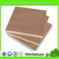 Buy cheap MR glue 18mm okoume plywood cheap price from wholesalers