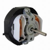 Buy cheap Shaded pole motor, used in bathroom extractor fan, copper wire from wholesalers