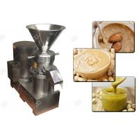 Buy cheap Commercial Peanut Butter Grinder Machine , Pistachio Peanut Butter Milling Machine from wholesalers