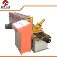 Buy cheap 0.3 - 0.8 Mm C Type Stud Roll Forming Machine , Sheet Metal Forming Machine  from wholesalers