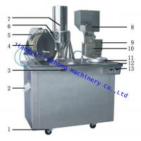 Buy cheap Wholesale Semi-Auto Capsule filling machine china manufactory from wholesalers