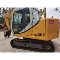 Buy cheap Kato HD307 0.34m3 Bucket 7T Used Excavator Equipment from wholesalers