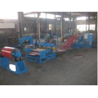 Buy cheap Galvanized Steel Slitting Lines Slitter Rewinder Machine 10T Coil Weight from wholesalers