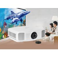 Buy cheap Android Smart Blu - Ray 3LCD Full HD LED Projector Support 3D 4K Low Noise from wholesalers