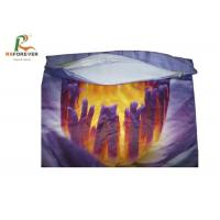 Buy cheap Various Styles Smooth Custom Printed Clothing Purple Throw Pillow Covers 3D Printing from wholesalers