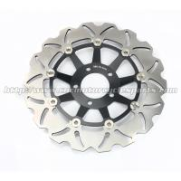 Buy cheap Motorcycle Brake Disc Rotors Suzuki GSF BANDIT 1200 GS 500 F Aluminum Alloy product