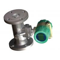 Buy cheap DN20 - 200mm High Pressure Air Flow Meter , Stainless Housing Vortex Flow Meter from wholesalers