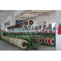 fiber braiding machine for silicone cable wire