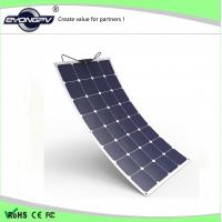 Buy cheap EYONGPV 100W sunpower flexible solar panel charge 12V battery 1050 *540 * 3 mm from wholesalers