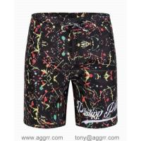 Buy cheap PP beach shorts Philipp Plein pants branded short ,design clothing from wholesalers