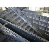 Buy cheap Wall And Slab Aluminium Formwork System With High Concrete Pouring Rate from wholesalers