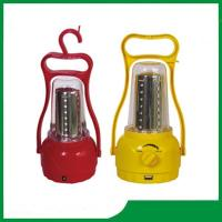 China High quality portable solar lantern, mini solar lantern with hand cranking & phone charger for hot sale on sale