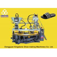 100-150 Pairs Per Hour Slipper Making Machine For Flip Flops Upper / Straps