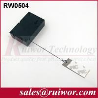 Buy cheap RUIWOR RW0504 Cuboid Cable Retractor with Sticky Dog Tag End from wholesalers