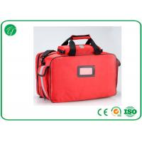 Buy cheap Mulit - Function Red Medical First Aid Kit Bag For Work / Home from wholesalers