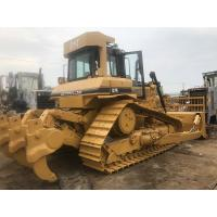 Buy cheap New Paint Used Cat Bulldozer Caterpillar D7r With Three Shanks Ripper from wholesalers