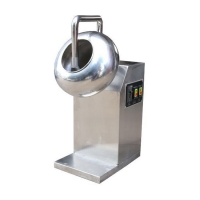 Buy cheap GMP 2kg/Time 46r/Min Pan Chocolate Coating Machine from wholesalers