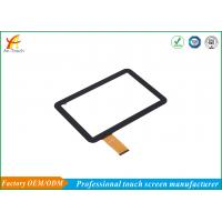 Buy cheap Waterproof Touch Screen LCD Panel , Car Dash Dvd Player Touch Screen from wholesalers